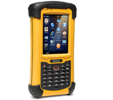 Getac Ps336 Fully Rugged Handheld
