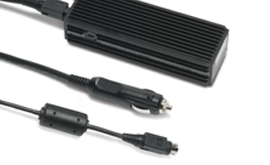 Vehicle Adapter (90W, 11-16VDC and 22-32VDC)