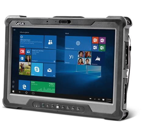 A140 Fully Rugged Tablet