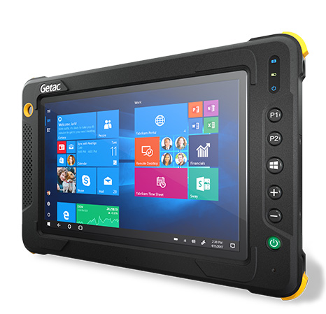Getac Ex80 Fully Rugged Tablet