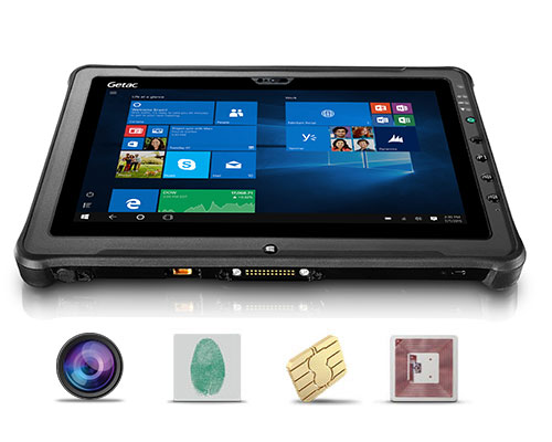 Getac | F110 - Fully Rugged Tablet