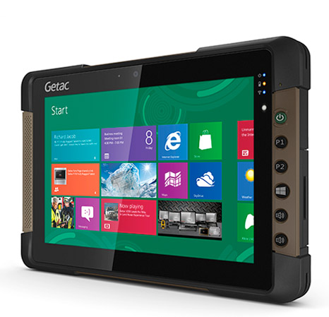Getac T800 Fully Rugged Tablet